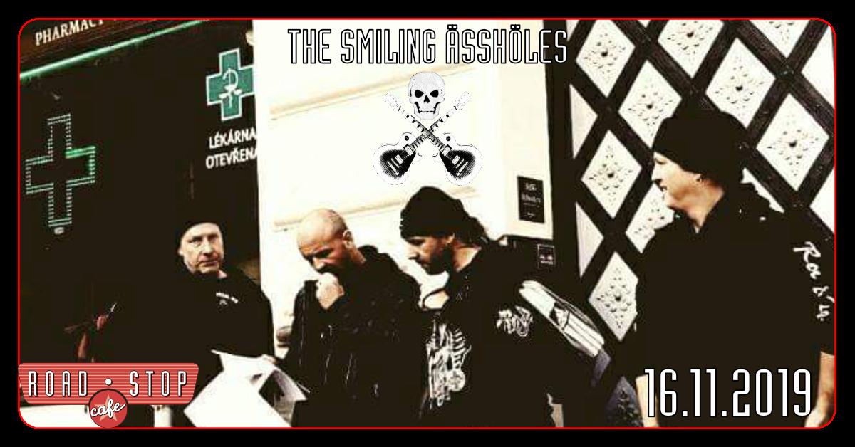 the smiling ässhöles - metal