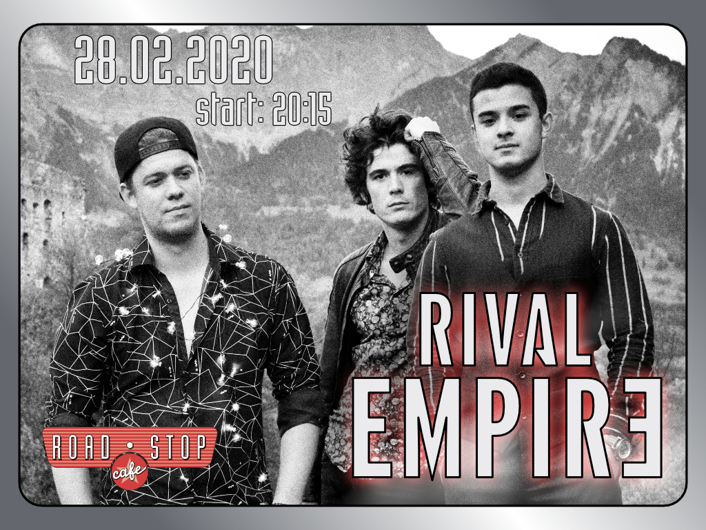 Rival Empire Road Stop Cafe